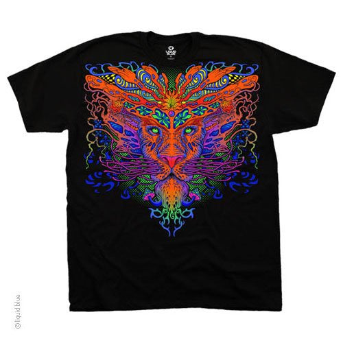 Trippy Lion T-shirt