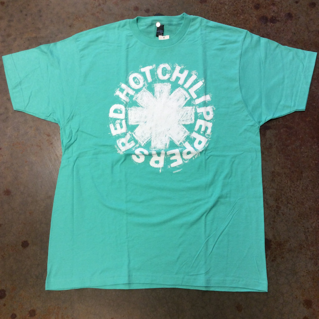 Red Hot Chili Peppers Asterisk Sketch T-shirt