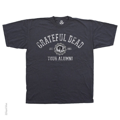 Grateful Dead Tour Alumni T-shirt