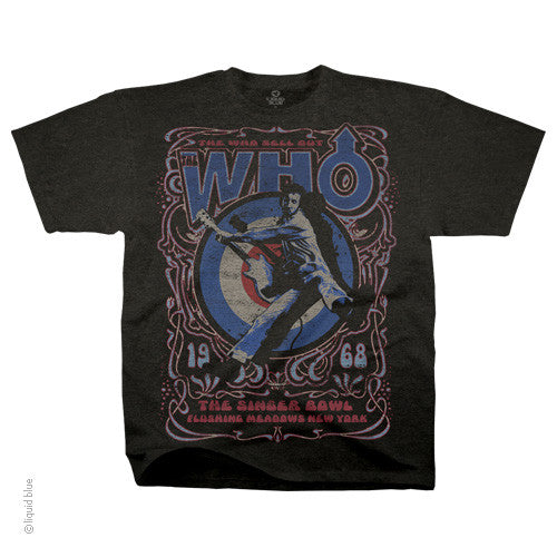 The Who Singer T-shirt
