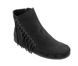 62eda499eb4 Minnetonka Willow Boot Black