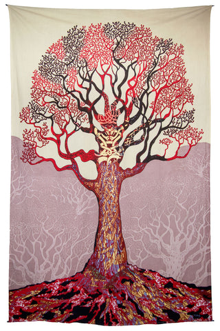 3D Celtic Tree of Life Tapestry