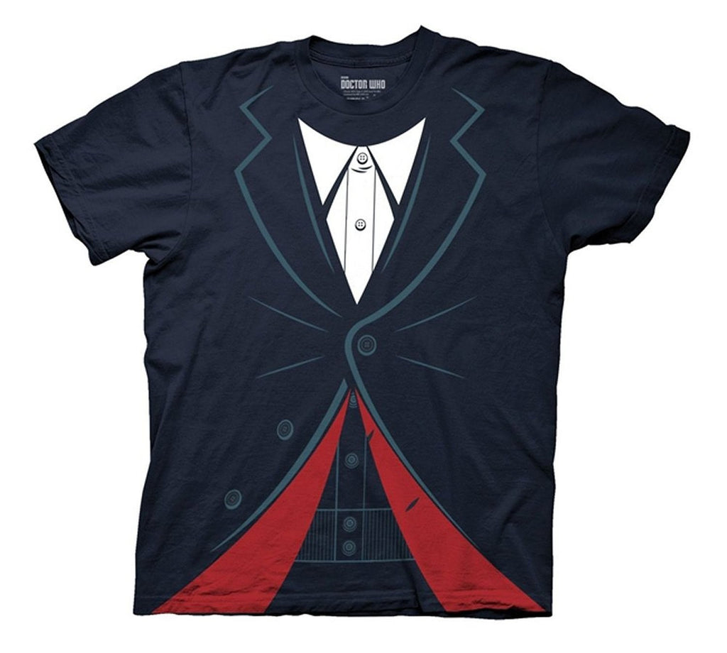 Dr Who Doctors Jacket T-shirt