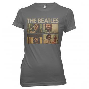 Beatles 12 Junior T-shirt