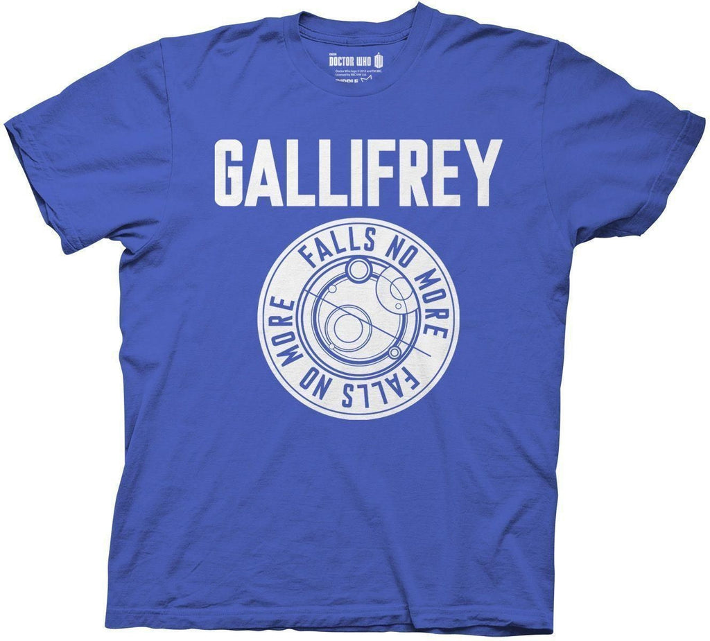 Dr Who Gallifrey T-shirt