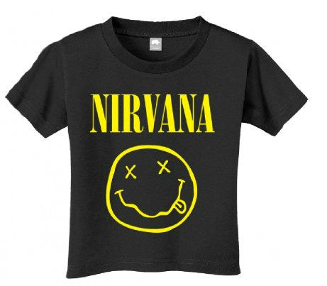 Nirvana Toddler T-shirt