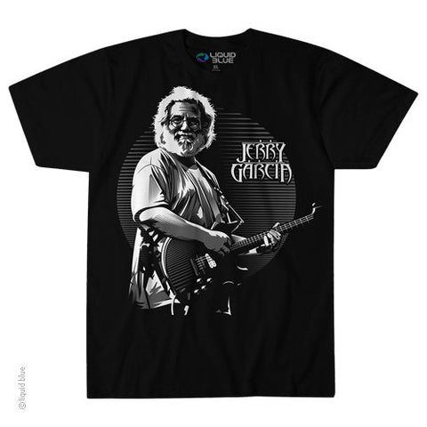 Grateful Dead Jerry Garcia Touch Of Grey T-shirt