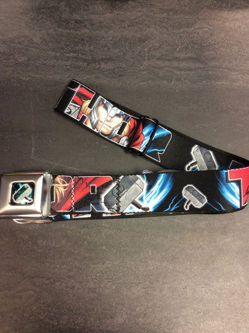 Marvel Thor Seat Belt Belt