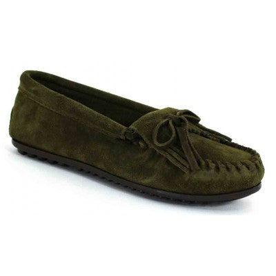 Minnetonka Limited Edition Kilty Moccasin Loden Green