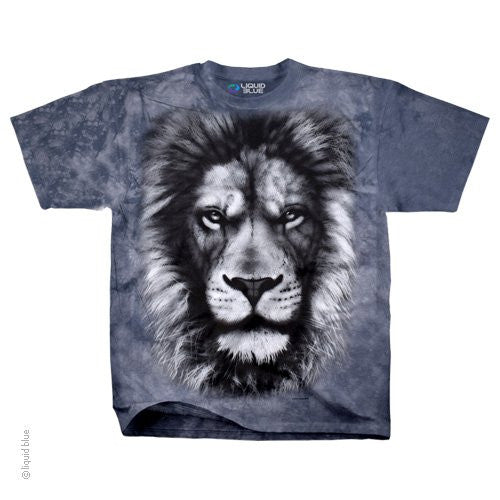Lion Glare Tie Dye T-shirt