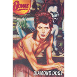 David Bowie Diamond Dogs Poster