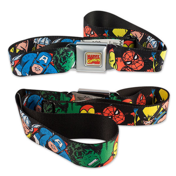 Marvel Group Seat Belt Belt