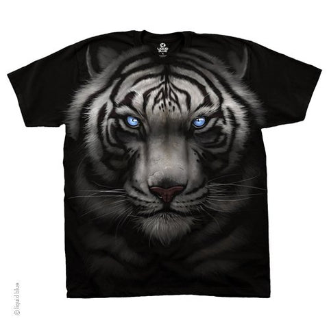 White Tiger Majestic T-shirt