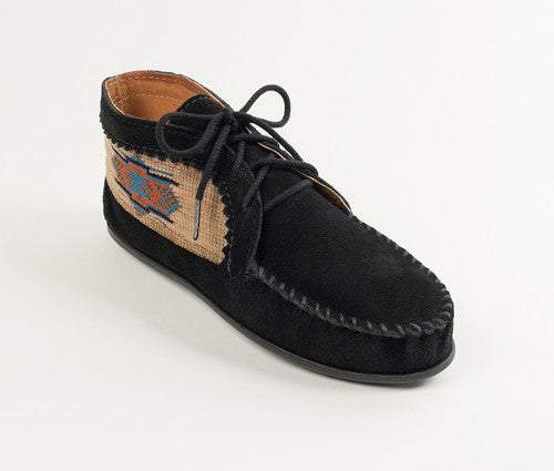 Minnetonka El Paso Boot Black