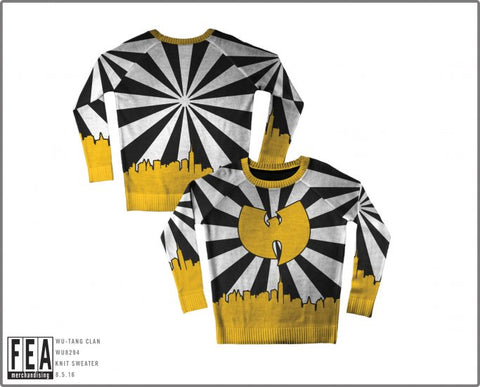 Wu-Tang Clan City Sweater