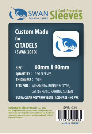 60x90 mm -Std Chimera  -160 per pack, SWN-024