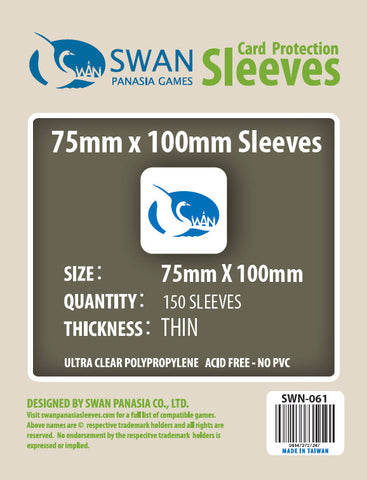 75x100mm-150 Pack (Thin/Standard), SWN-061