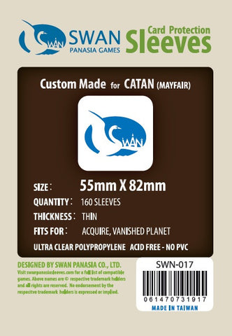 55x82 mm Catan -160 per pack