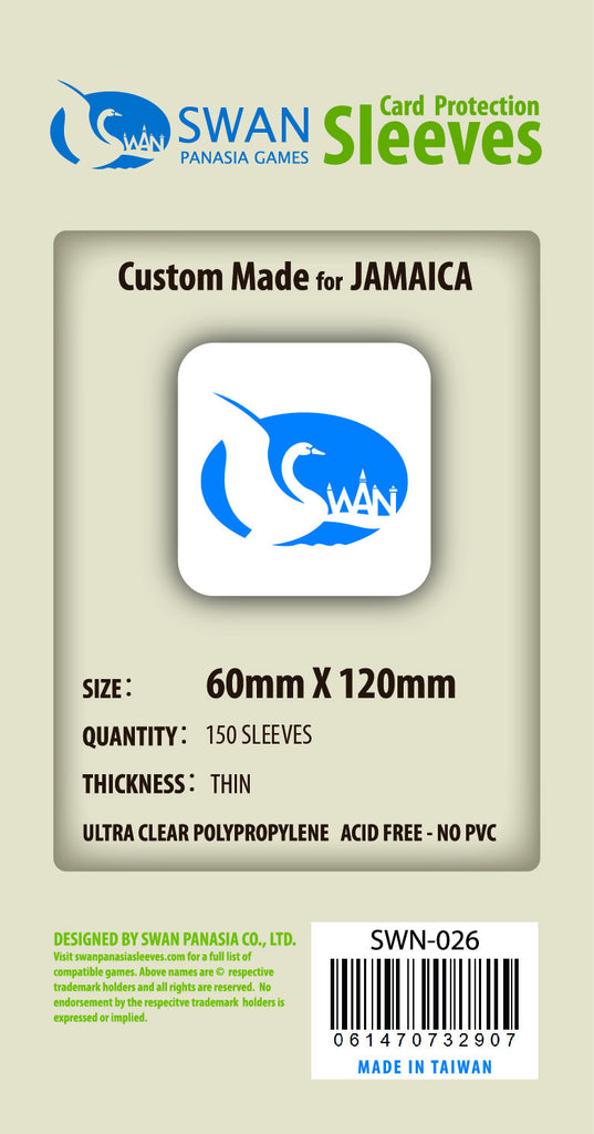 60x120 mm Jamaica -150 per pack, SWN-026