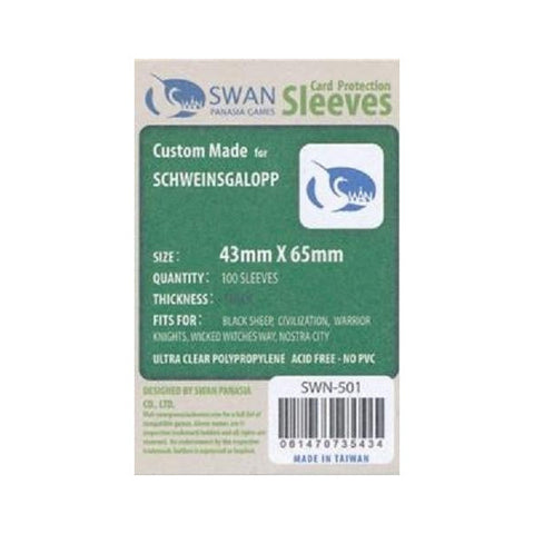 43x65 mm Mini Chimera  -100 per pack (Premium Thickenes SWN-501