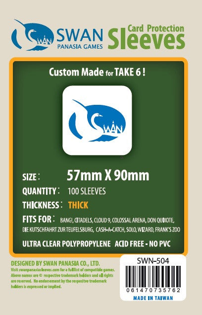 Premium: 57x90 mm  Std USA-100 per pack