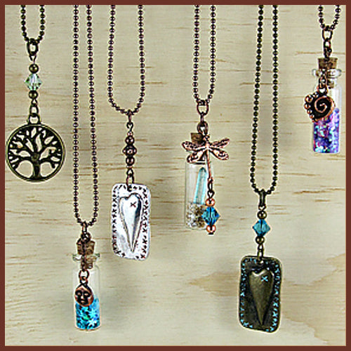 Folk Art & Boho Jewelry
