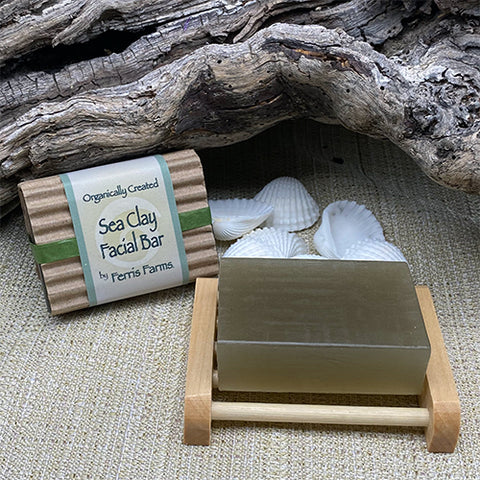 Sea Clay Facial Bar