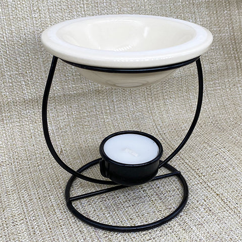 Free Standing Tea-Light Wax Warmer Aromatherapy