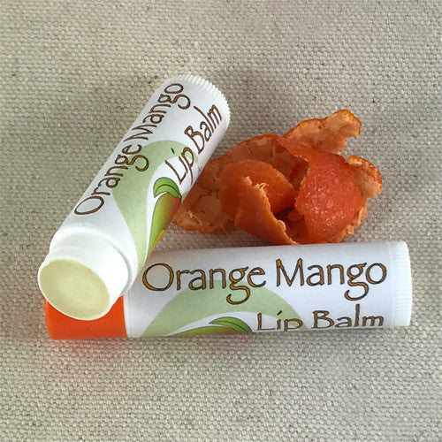 Orange Mango Lip Balm - Ferris Arts