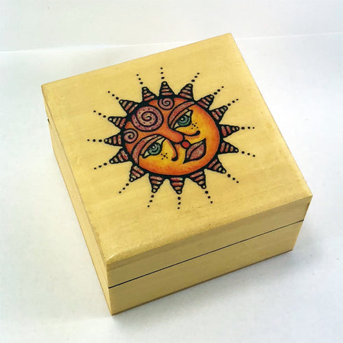 Sun Box - Medium - Ferris Arts