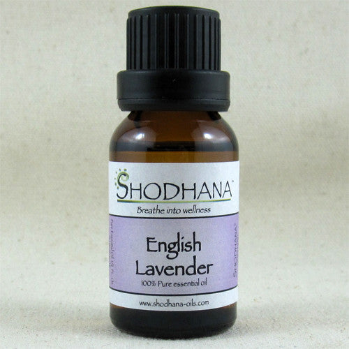 Shodhana English Lavender Essential Oil - Ferris Arts