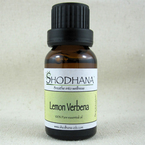 Shodhana Lemon Verbena Essential Oil - Ferris Arts
