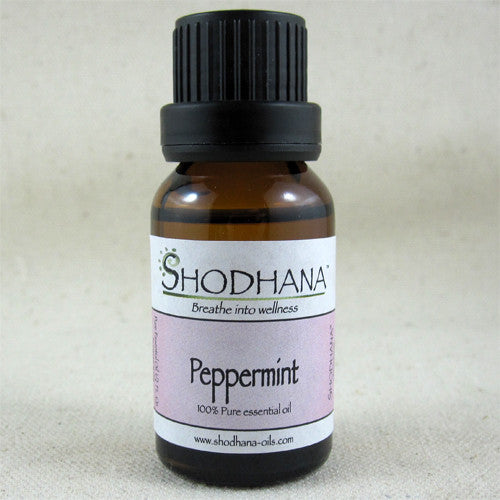 Peppermint Essential Oil - Ferris Arts