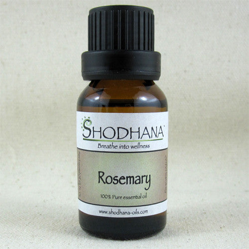 Rosemary Essential Oil - Ferris Arts