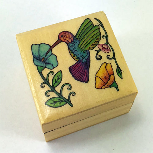 Hummingbird Box - Small - Ferris Arts