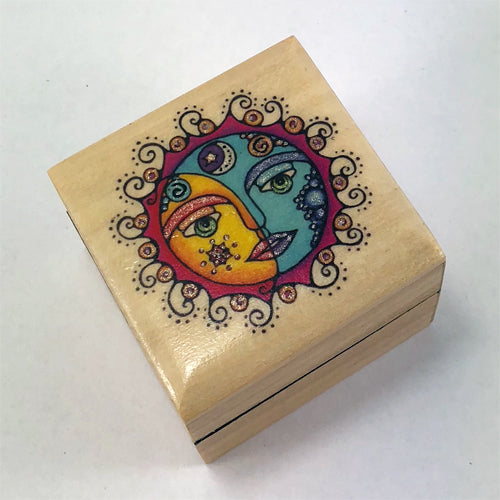 Sun & Moon Box - Small - Ferris Arts