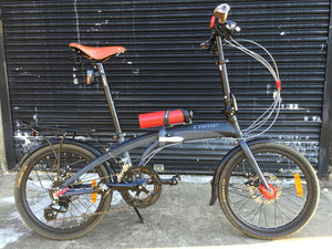 Folding Bicycle #1 Choice for Commuters