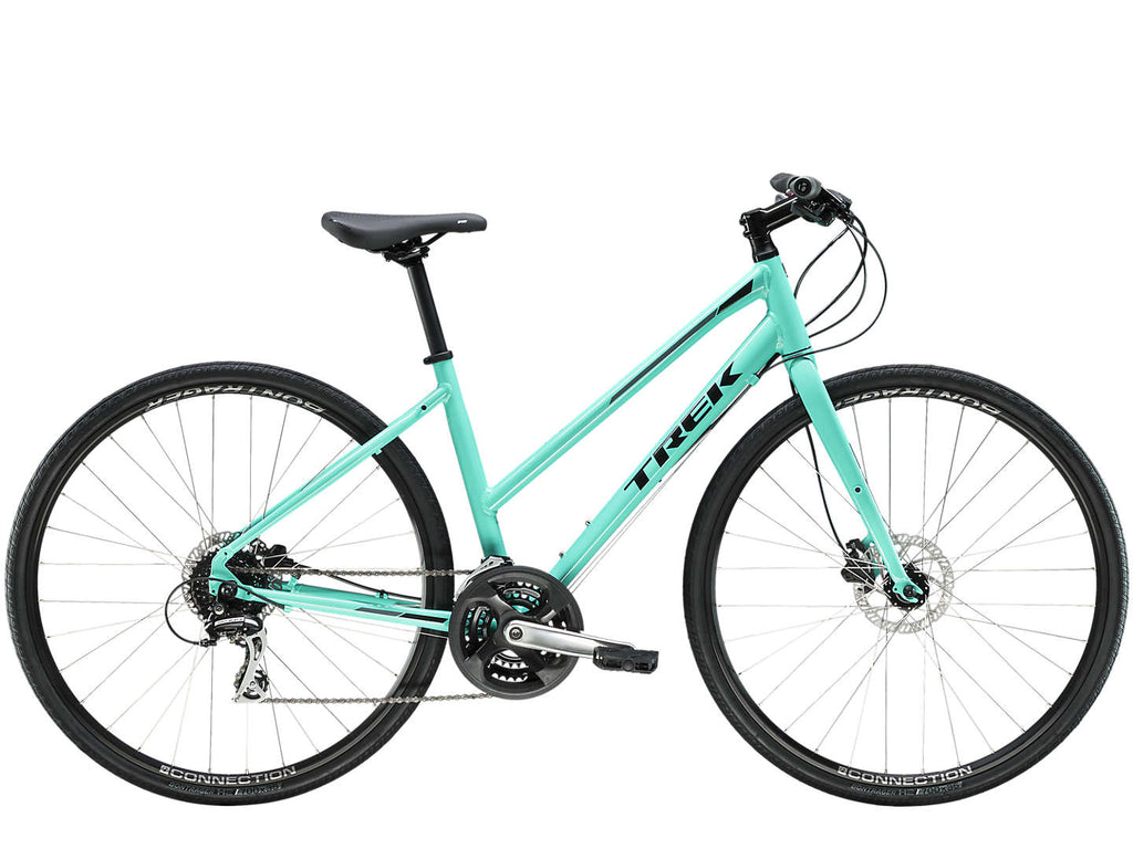 FX 2 Women's Disc Stagger Miami Green