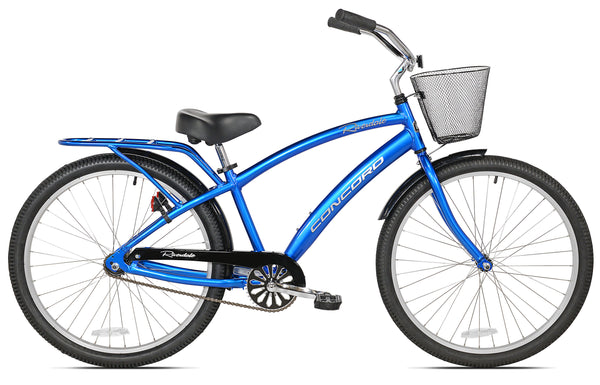 CONCORD RIVERDALE MEN'S CRUISER BIKE