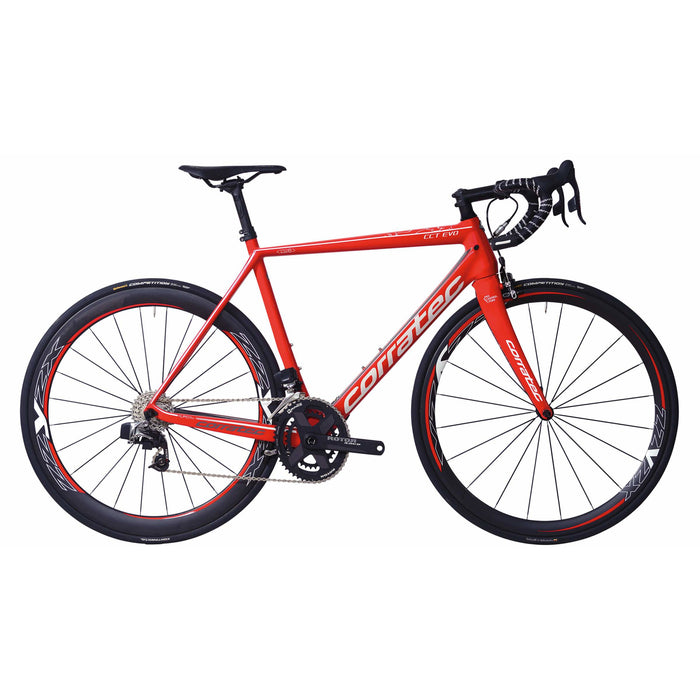 Corratec CCT EVO SL Red/White