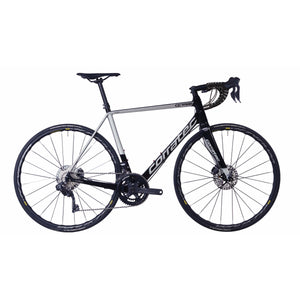 Corratec CCT Team Pro Disc Di2 Black/Chrome