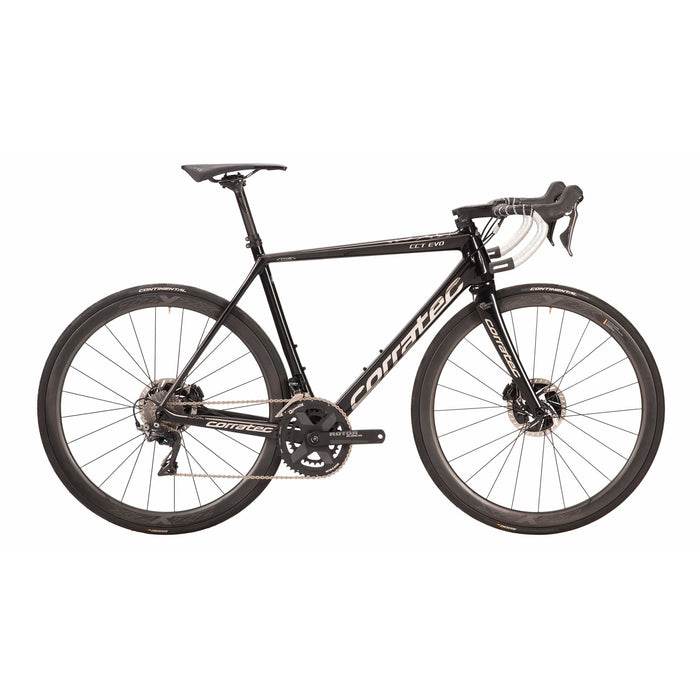 Corratec CCT EVO SLR Disc Dark Chrome/Chrome