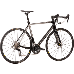 Corratec CCT Team Pro Disc Ultegra Black/Silver