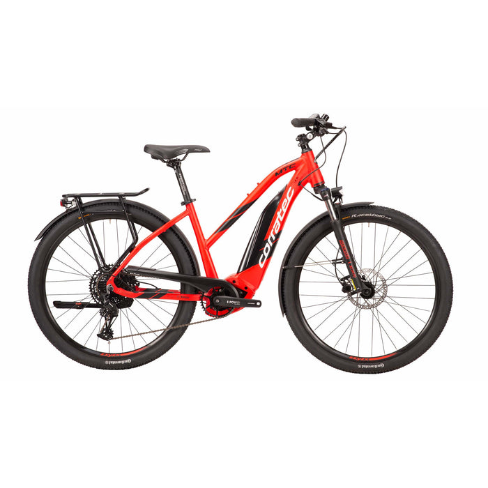 Corratec E-Power MTC CX5 Trapez Red/ Black