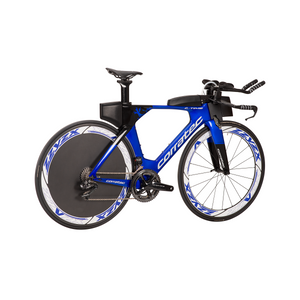 Corratec C:TIME Pro Blue/White