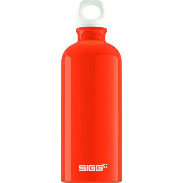 SIGG Fabulous Water Bottle 0.6L Orange