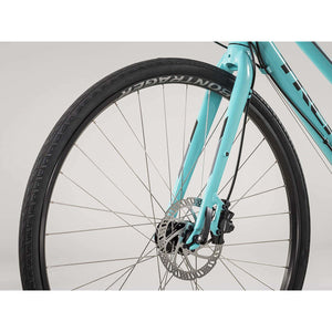 Trek FX 2 Women Disc Stagger Miami Green