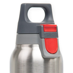 SIGG Hot and Cold One Water Bottle 0.5L White with Tea Filter