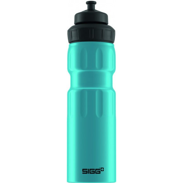 SIGG Wide Mouth Bottle Sport 0.75L Blue Touch