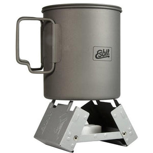 Esbit Small Pocket Stove with Fuel